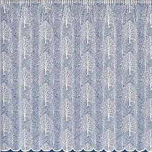 ShawsDirect Woodland Lace Curtain Voile, Pre-Cut