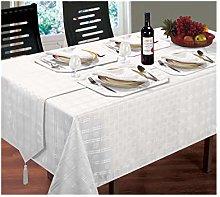 ShawsDirect Woven Jacquard Hampton Table Linen