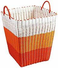 SHCUPE Laundry Basket Hamper Toy Storage Basket