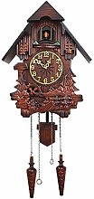 SHDT Black Forest Cuckoo Clock, Battery Operated
