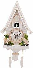 SHDT Cuckoo Clock with Night Sensor,Adjustable