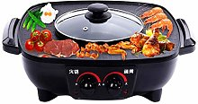 SHDT Electric Smokeless Korean Grill Hot