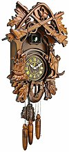 SHDT Handcrafted Wood Cuckoo Clock Pendulum,