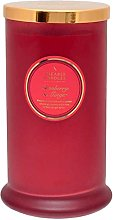 Shearer Candles Cranberry & Ginger Scented Tall
