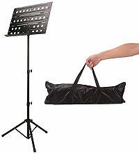 Sheet Music Stand Holder Holder Portable Folding