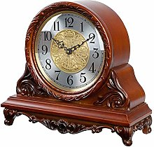 Shelf Clock Home Decorative Clocks Battery