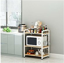 Shelf Floor Multi-layer Oven Rack Microwave Oven