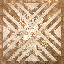Shell wall covering LU04-12 CAPIZ decorative tile