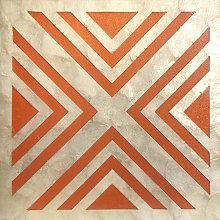 Shell wall covering LU05 CAPIZ decorative tile