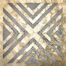 Shell wall covering LU07-12 CAPIZ decorative tile