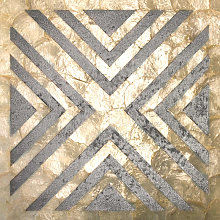 Shell wall covering LU07 CAPIZ decorative tile