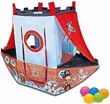SHENAISHIREN Pirate Ship Tent & Outdoor Childrens