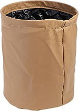 SHENG 1PC Car Garbage Bag Seat Back Storage Bag