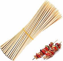Sheng Bamboo Sticks for Grill, 8 Inch 100Pcs Safe