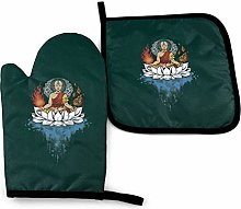 shenguang Avatar Last Airbender Oven Mitts and Pot