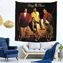 shenguang Boyz Ii Men Tapestry Colorful Garden