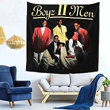 shenguang Boyz Ii Men Tapestry Colorful Romantic