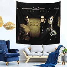 shenguang Chevelle Band Tapestry Colorful