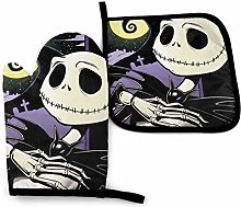 shenguang Corpse Bride Oven Mitt and Pot Holder