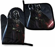 shenguang Darth Vader Oven Mitts and Pot Holders