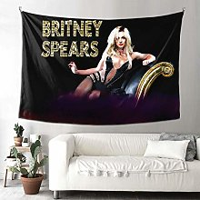 shenguang Funny Britney Spears Tapestry Wall