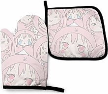 shenguang Himouto! Umaru Chan Oven Mitts and Pot