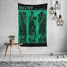 shenguang MGMT Tapestry Colorful Romantic Murals