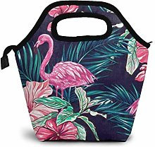 shenguang Palm Trees Sky Reusable Insulated Lunch