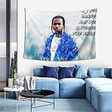 shenguang Po-p Sm-Oke Colorful Durable Tapestry