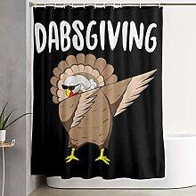 shenguang Polyester Fabric Funny Dabbing Turkey