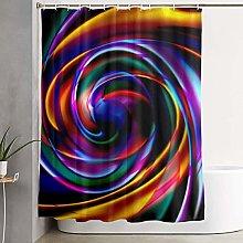 shenguang Premium Polyester Fabric Shower Curtain
