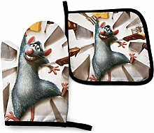 shenguang Ratatouille Oven Mitts and Pot Holders