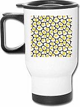 shenguang Stainless Steel Travel Coffee Mug Egg