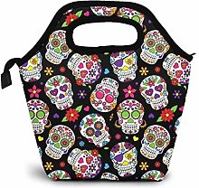 shenguang Sugar Skull and Flowers Reusable