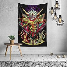 shenguang Tame Impala Tapestry Colorful Garden