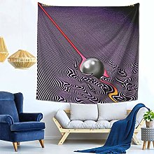 shenguang Tame Impala Tapestry Colorful Romantic