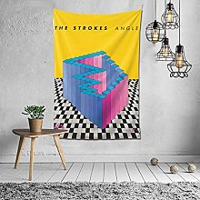 shenguang The Strokes Tapestry Colorful Romantic