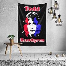 shenguang Todd Rundgren Tapestry Colorful Garden