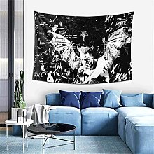 shenguang X-XXTentacio-n Colorful Durable Tapestry