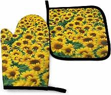 SHENLE Sunflower Wide High Resolution Wallpaper
