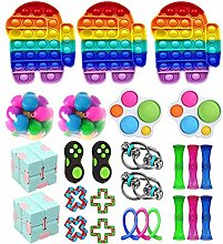 shenruifa Fidget Toy Packs, 26PCS Cheap Fidget Toy