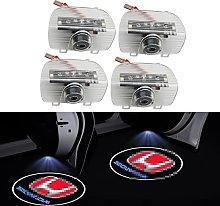 SHENYH Car Door Light, Car Logo Light, Car Welcome