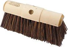 Sherbro Mixture Broom Head (One Size) (Brown)