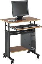 Sherer Height Adjustable Standing Desk Mercury Row