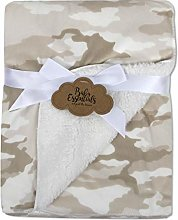 Sherpa Baby Blankets for Boys and Girls –
