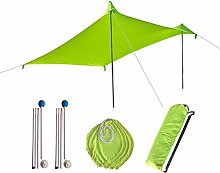 SHFAMHS Beach Tent Sun Shade Shelter, Pop Up