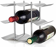 shh Simple and Creative Wine Storage Rack 9 Bottle
