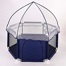 SHILONG Baby Playpen Foldable Fence Ball Pool With