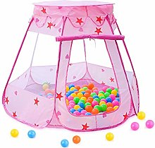 SHILONG Baby Playpen Foldable Large Tent Play
