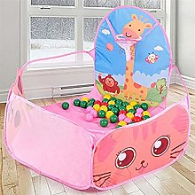 SHILONG Baby Playpen Foldable Large Tent Playhouse